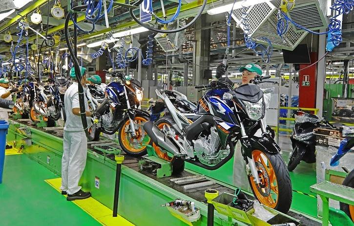 Imagem ilustrativa da notícia: Indústria de duas rodas começa a parar