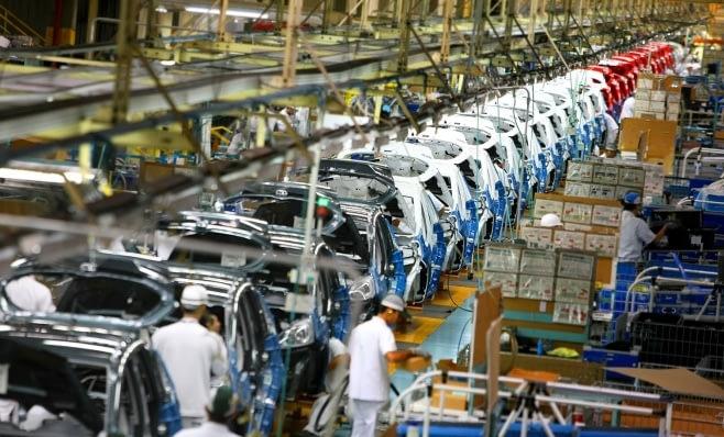 Imagem ilustrativa da notícia: Confiança da indústria mantém-se estável