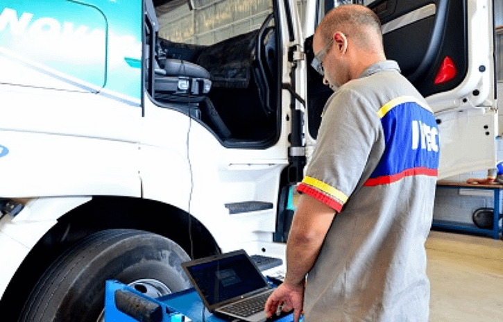 Imagem ilustrativa da notícia: Iveco expande rede com grupos ex-Ford