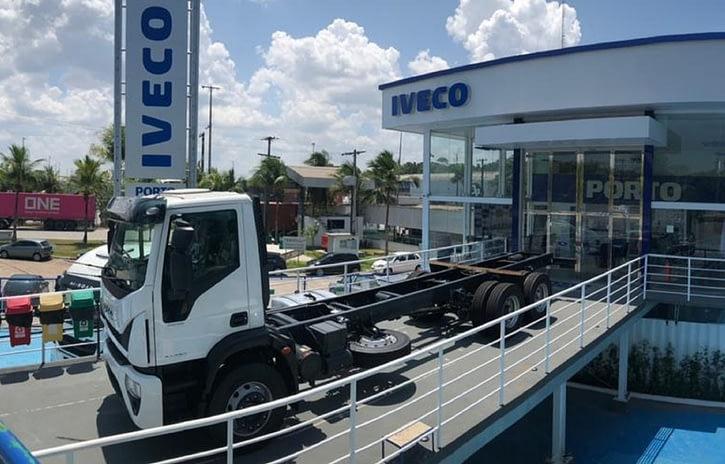Imagem ilustrativa da notícia: Iveco expande rede na região Norte