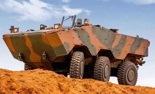 Imagem ilustrativa da notícia: Iveco entrega Guarani 300 ao Exército Brasileiro