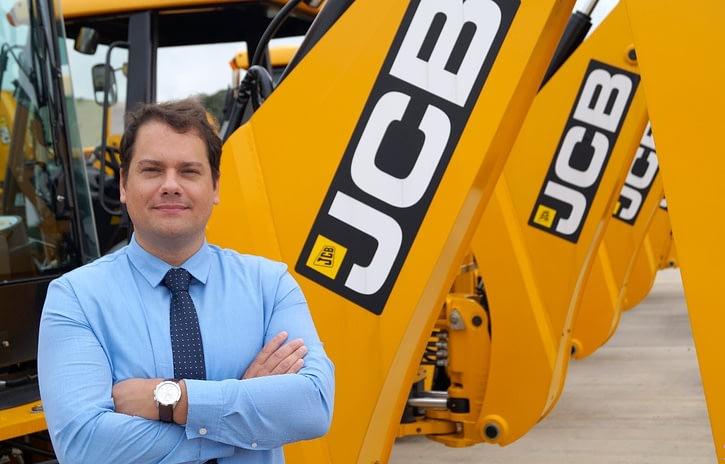 Imagem ilustrativa da notícia: JCB produzirá novas máquinas no Brasil