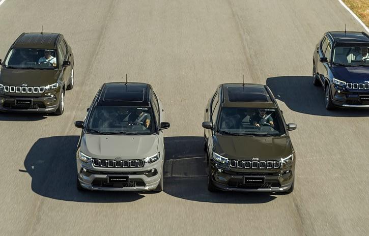 Imagem ilustrativa da notícia: Jeep Compass alcança 250 mil unidades vendidas
