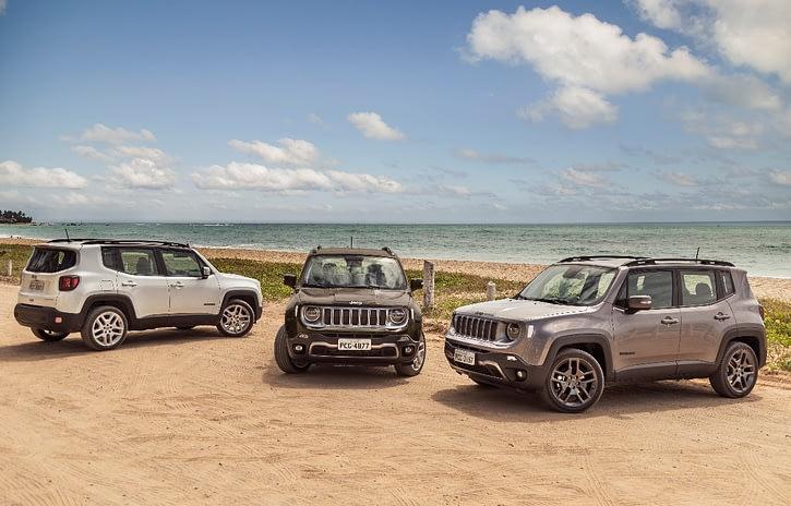 Imagem ilustrativa da notícia: Jeep sobe uma posição no ranking brasileiro