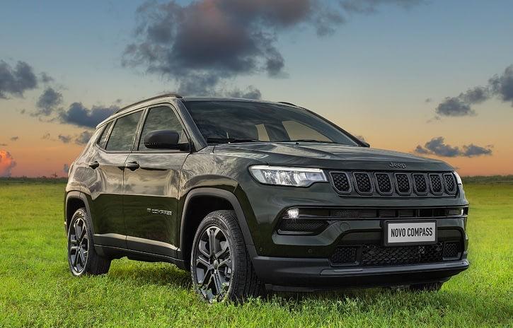 Imagem ilustrativa da notícia: Jeep esgota pré-venda do Novo Compass em 48 horas