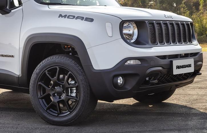 Imagem ilustrativa da notícia: Jeep Renegade acumula 300 mil vendas