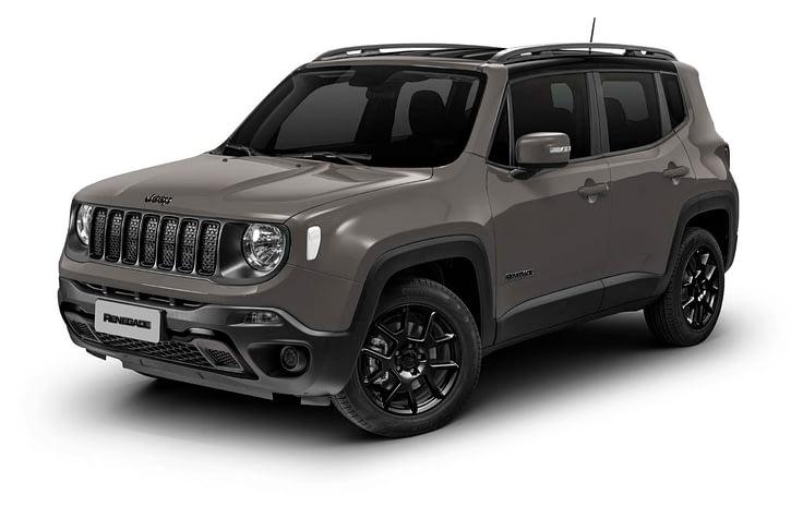 Imagem ilustrativa da notícia: Jeep Renegade ganha pacote Night Eagle
