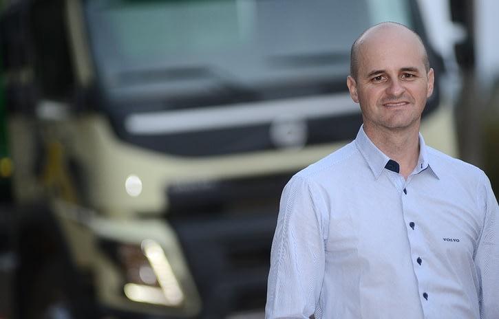 Imagem ilustrativa da notícia: Volvo anuncia novo gerente de vendas