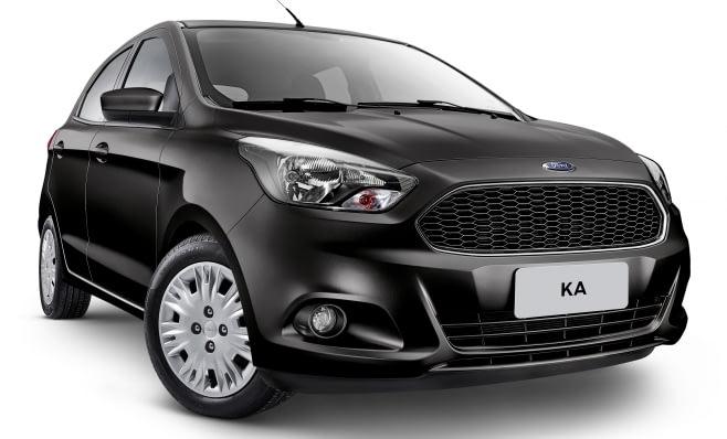 Imagem ilustrativa da notícia: Ford traz novas versões para linha Ka