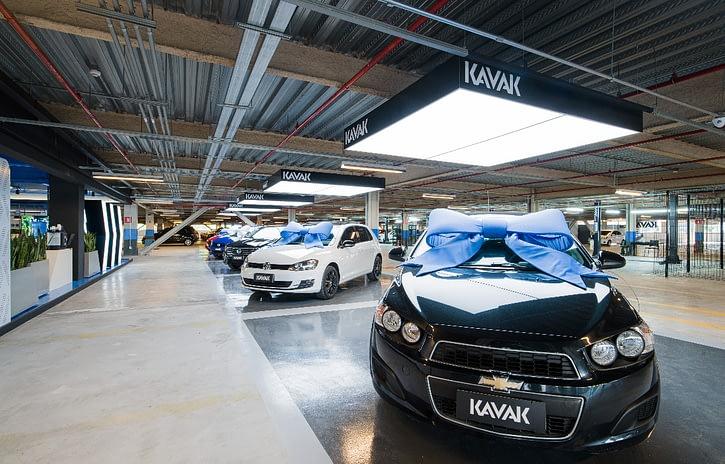 Imagem ilustrativa da notícia: Kavak investe R$ 2,5 bilhões para entrar no Brasil