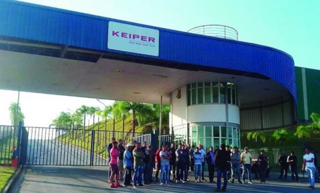 Imagem ilustrativa da notícia: Justiça decreta falência da Keiper