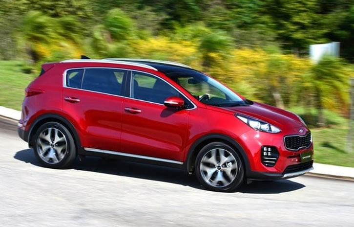 Imagem ilustrativa da notícia: Kia e Volvo dominam vendas de importados no semestre