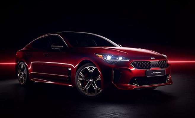 Imagem ilustrativa da notícia: Kia já vende Stinger GT no Brasil