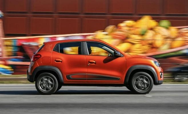 Imagem ilustrativa da notícia: Renault Kwid completa um ano de mercado