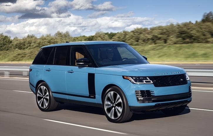 Imagem ilustrativa da notícia: Land Rover lança Range Rover Fifty