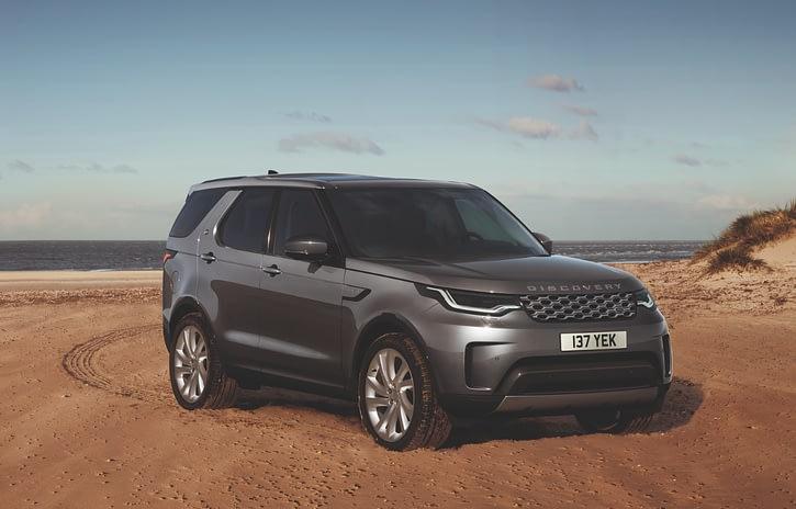 Imagem ilustrativa da notícia: Land Rover Discovery, modelo 2021, chega às revendas