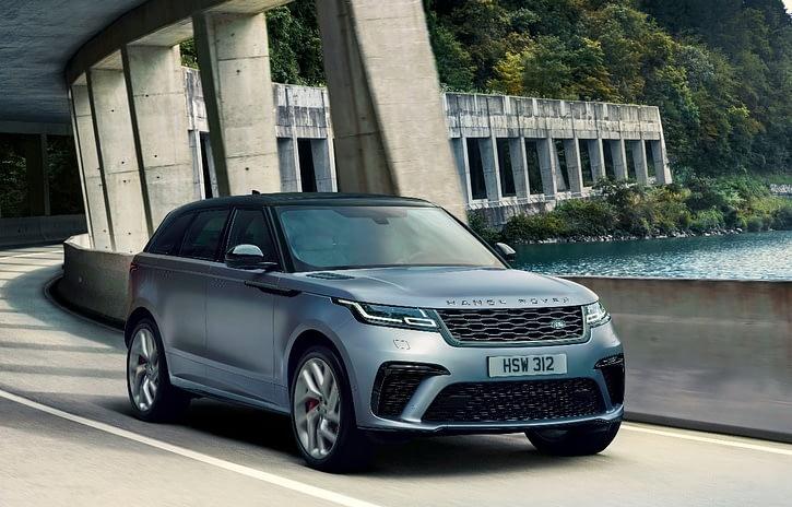 Imagem ilustrativa da notícia: Range Rover Velar tem nova versão topo de linha