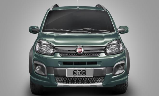 Imagem ilustrativa da notícia: Fiat retoma exportação do Uno para Argentina