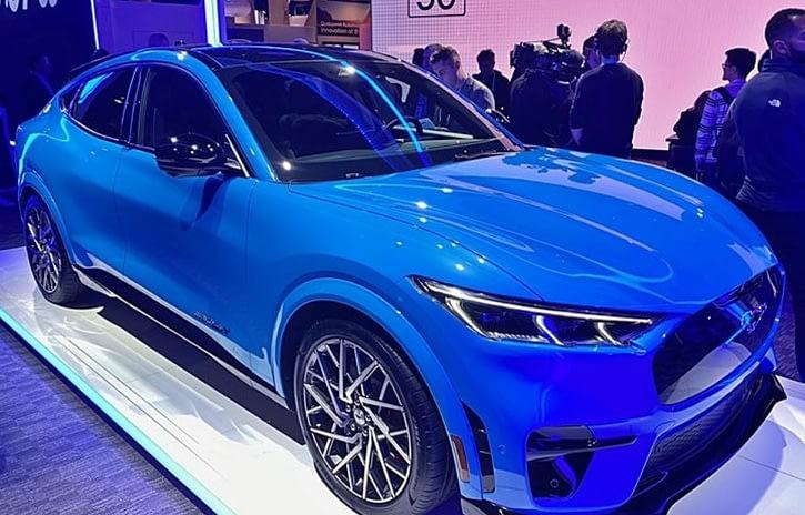 Imagem ilustrativa da notícia: Las Vegas CES e o 7x1 na indústria automotiva