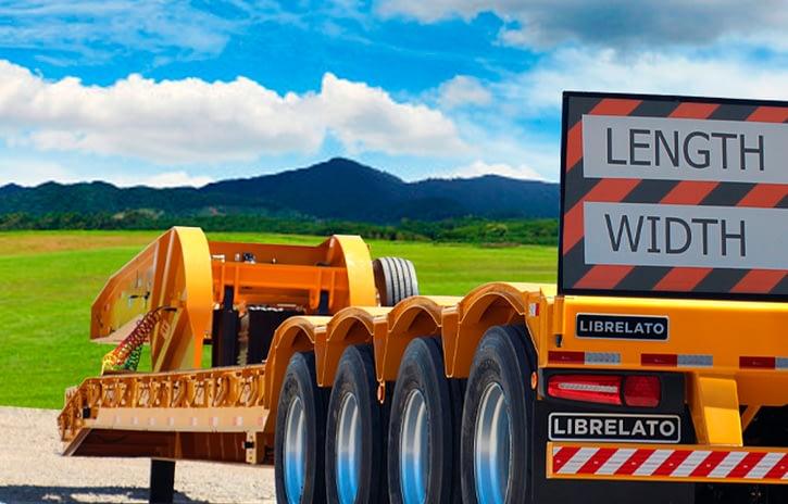 Imagem ilustrativa da notícia: Librelato exportará semirreboques para Quênia e Uganda