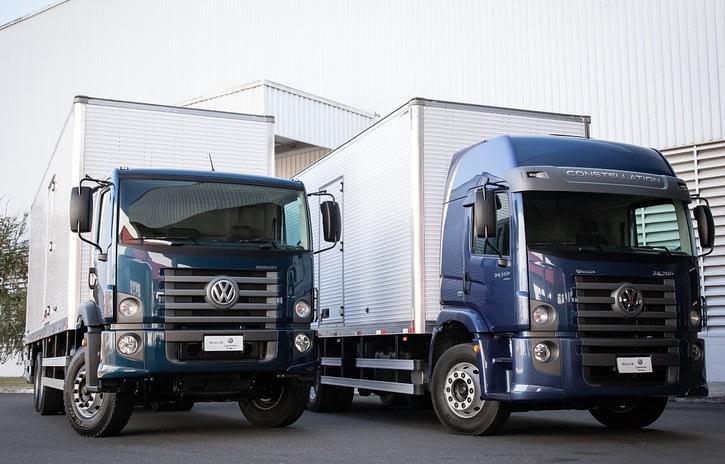Imagem ilustrativa da notícia: Linha VW Caminhões 2020 chega com novidades