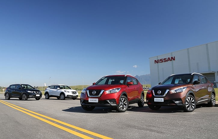 Imagem ilustrativa da notícia: Nissan Kicks 2020 tem versões mais equipadas