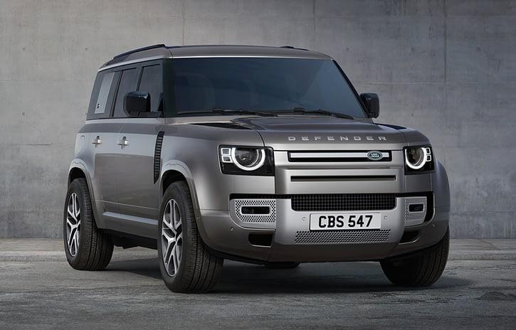 Imagem ilustrativa da notícia: Land Rover Defender linha 2022 chega às revendas