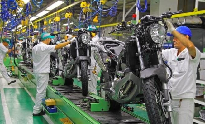 Imagem ilustrativa da notícia: Motos é negócio ainda em queda
