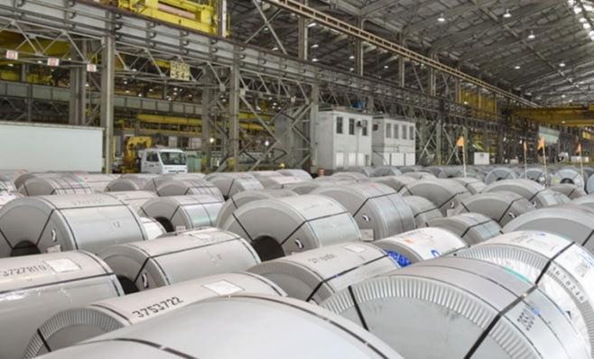 Imagem ilustrativa da notícia: Cresce a produção mundial de aço