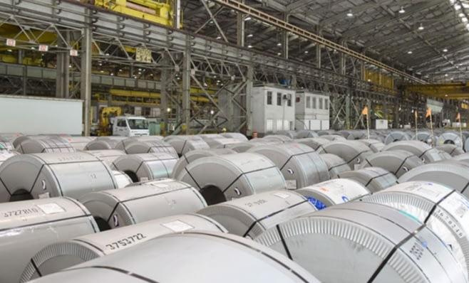 Imagem ilustrativa da notícia: Preço do aço subiu mais do que o de veículos
