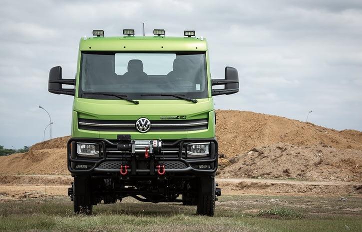 Imagem ilustrativa da notícia: Linha Volkswagen Delivery ganha opção fora de estrada