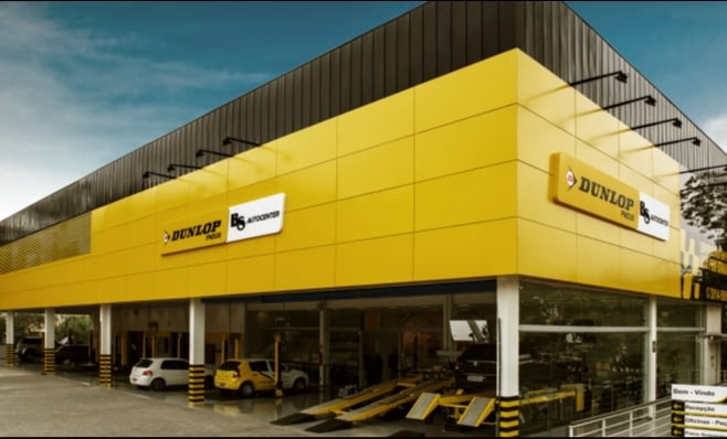 Imagem ilustrativa da notícia: Produção de pneus para pesados da Dunlop começará em 2019