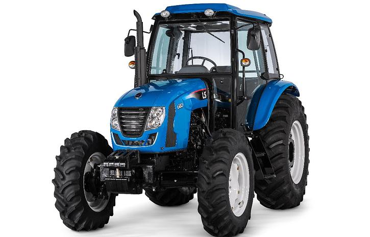 Imagem ilustrativa da notícia: LS Tractor apresenta trator U80