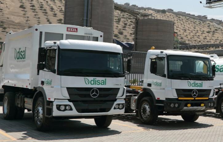 Imagem ilustrativa da notícia: M-B exporta 22 caminhões para o Peru