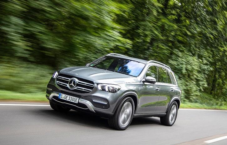 Imagem ilustrativa da notícia: Mercedes-Benz lança GLE de sete lugares