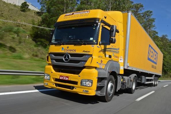 Imagem ilustrativa da notícia: M-B vende 222 caminhões para Transpanorama