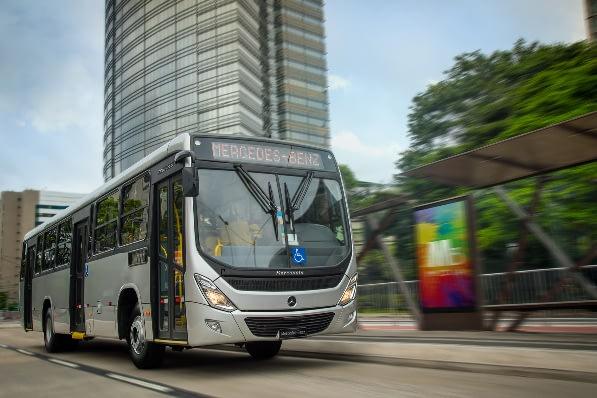 Imagem ilustrativa da notícia: M-B vende 86 ônibus para Grupo CSC