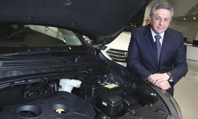 Imagem ilustrativa da notícia: Márcio Alfonso, ex-Ford, é o primeiro CEO da Caoa Chery