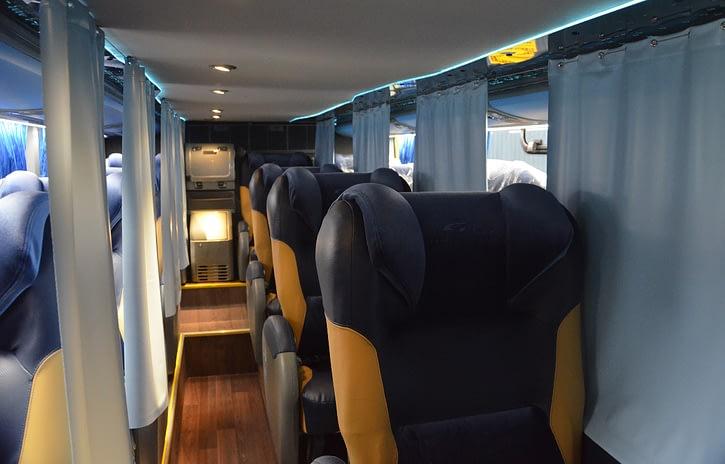 Imagem ilustrativa da notícia: Marcopolo apresenta o ônibus BioSafe para argentinos