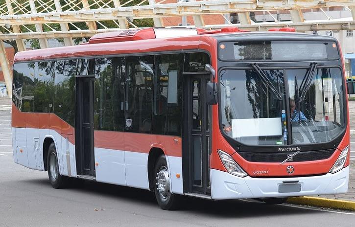 Imagem ilustrativa da notícia: Marcopolo exporta 120 ônibus para o Chile