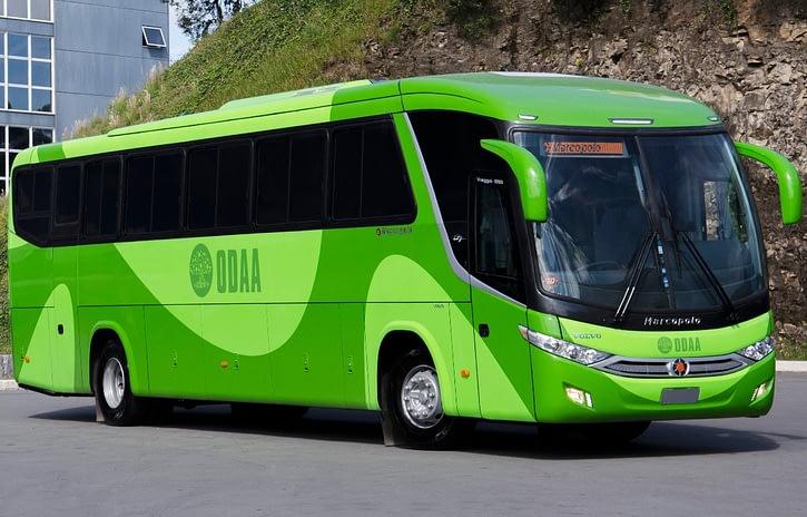 Imagem ilustrativa da notícia: Marcopolo exporta 50 ônibus para a Etiópia
