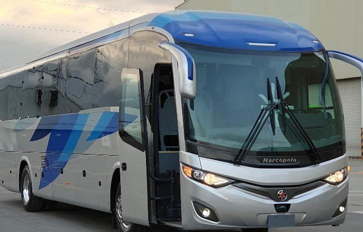 Imagem ilustrativa da notícia: Marcopolo lança Viaggio 950 no México
