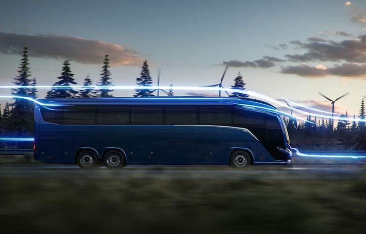 Imagem ilustrativa da notícia: Marcopolo lança sua oitava geração de ônibus