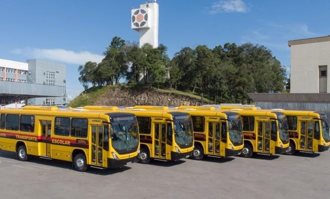 Imagem ilustrativa da notícia: Ônibus Marcopolo chegam a Angola