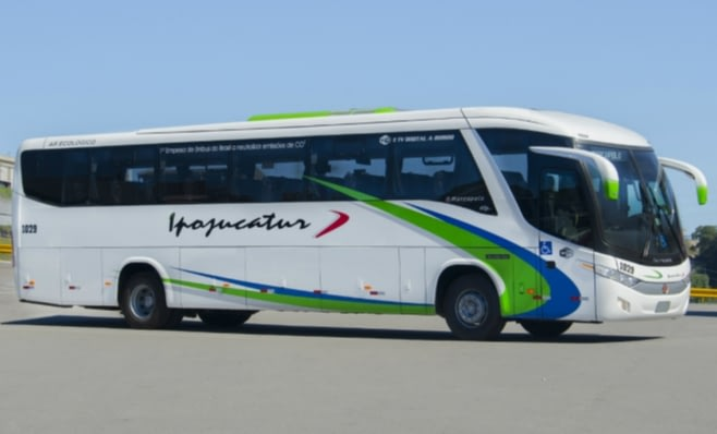 Imagem ilustrativa da notícia: Marcopolo entrega ônibus para Ipojucatur