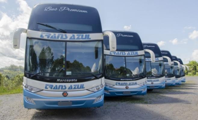 Imagem ilustrativa da notícia: Marcopolo exporta catorze ônibus para Bolívia