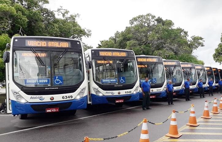 Imagem ilustrativa da notícia: Marcopolo vende 28 ônibus para Viação Atalaia