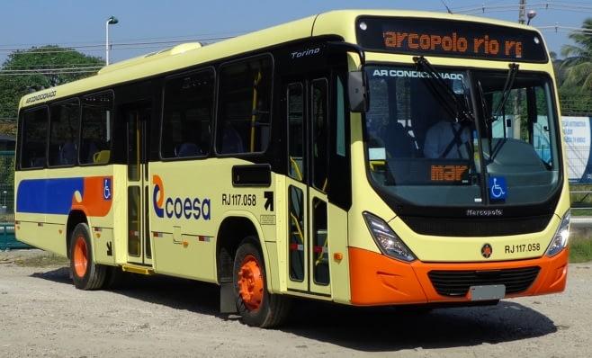 Imagem ilustrativa da notícia: Marcopolo vende 25 ônibus urbanos para a Coesa