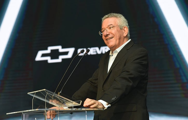 Imagem ilustrativa da notícia: Marcos Munhoz assumirá presidência do Instituto GM