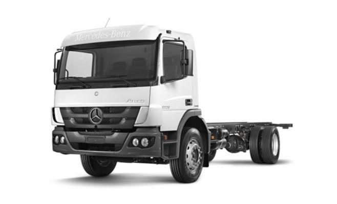 Imagem ilustrativa da notícia: Líbano recebe 25 unidades do Atego da Mercedes-Benz